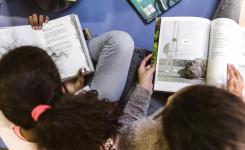 Iedereen leest